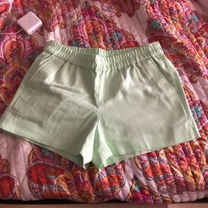J Crew shorts size 4